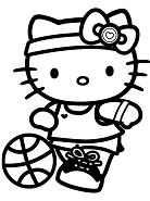 Sport Hello Kitty