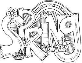 Spring Word