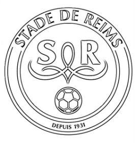 Stade de Reims Coloring Page