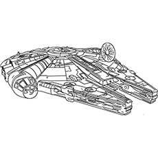 Star War Millennium Falcon
