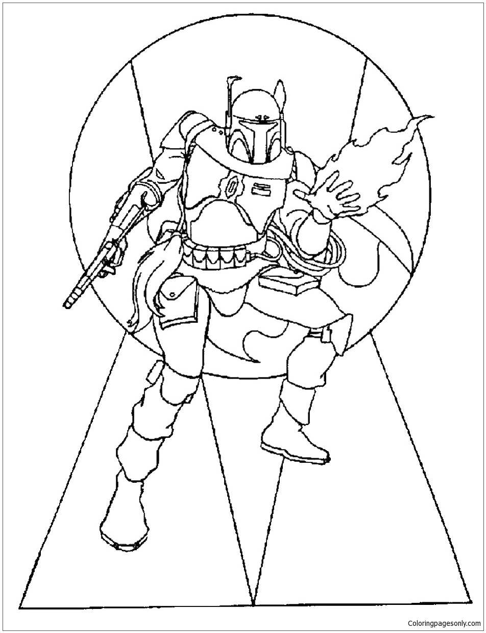 Star Wars - Image 10 Coloring Page