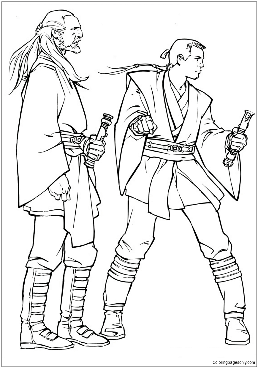 Star Wars – Image 11 Coloring Pages