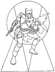 Star Wars - image 12 Coloring Page