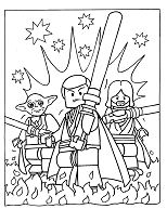 Star Wars - image 3 Coloring Page
