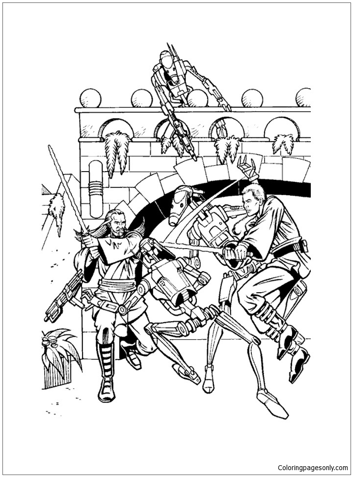 Star Wars – image 8 Coloring Pages