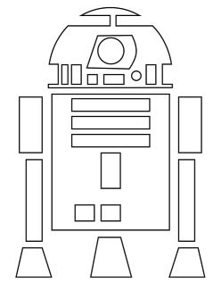 Star Wars 5 Coloring Page