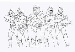 Star Wars Ausmalbilder Stormtrooper