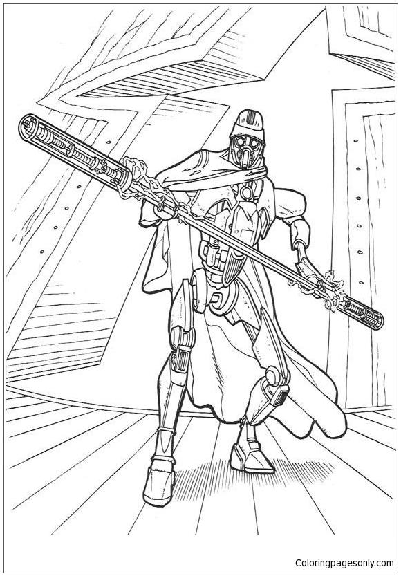 Star Wars Hvezdne Valky Coloring Page