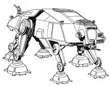Star Wars Ships 1 Coloring Page
