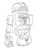 Star Wars Stormtrooper - image 1 Coloring Page