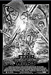 Star Wars The Force Awekens Coloring Page