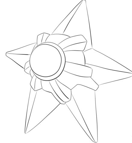 Staryu Pokemon