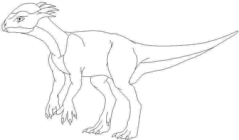 Stegoceras Dinosaur