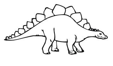 Stegosaurus Dino Dinosaurs