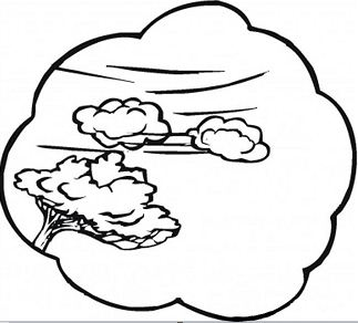 Storm 1 Coloring Page