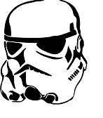 Stormtrooper Star Wars Coloring Page
