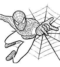 Strikingly Design Ideas Spiderman