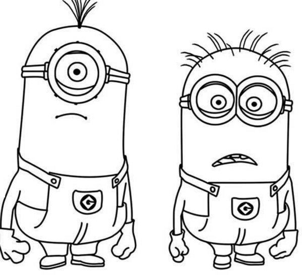 Stuart And Jerry Is Shocked The Minion