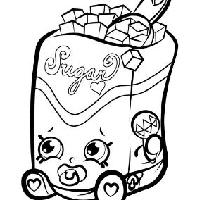 Sugar Shopkins