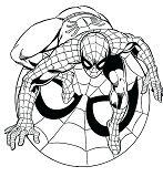 Sun Part Spiderman