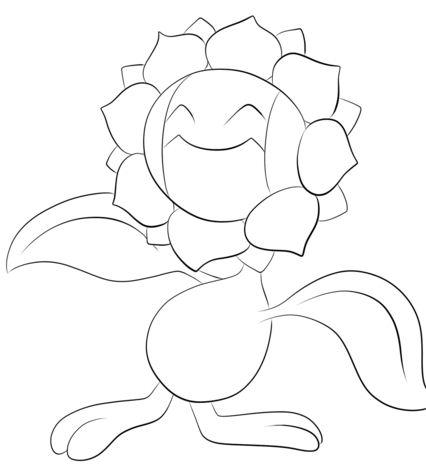 Sunflora Pokemon