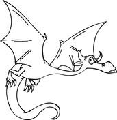 Suspicious Flying Dragon