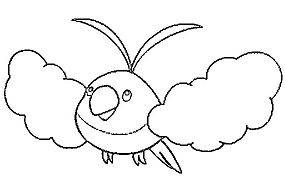 Swablu Pokemon