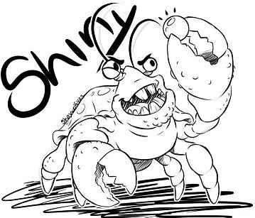 Tamatoa Little Crab Coloring Page