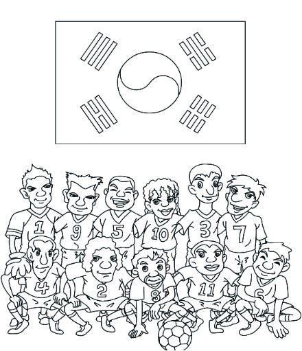 Team of Korea Republic