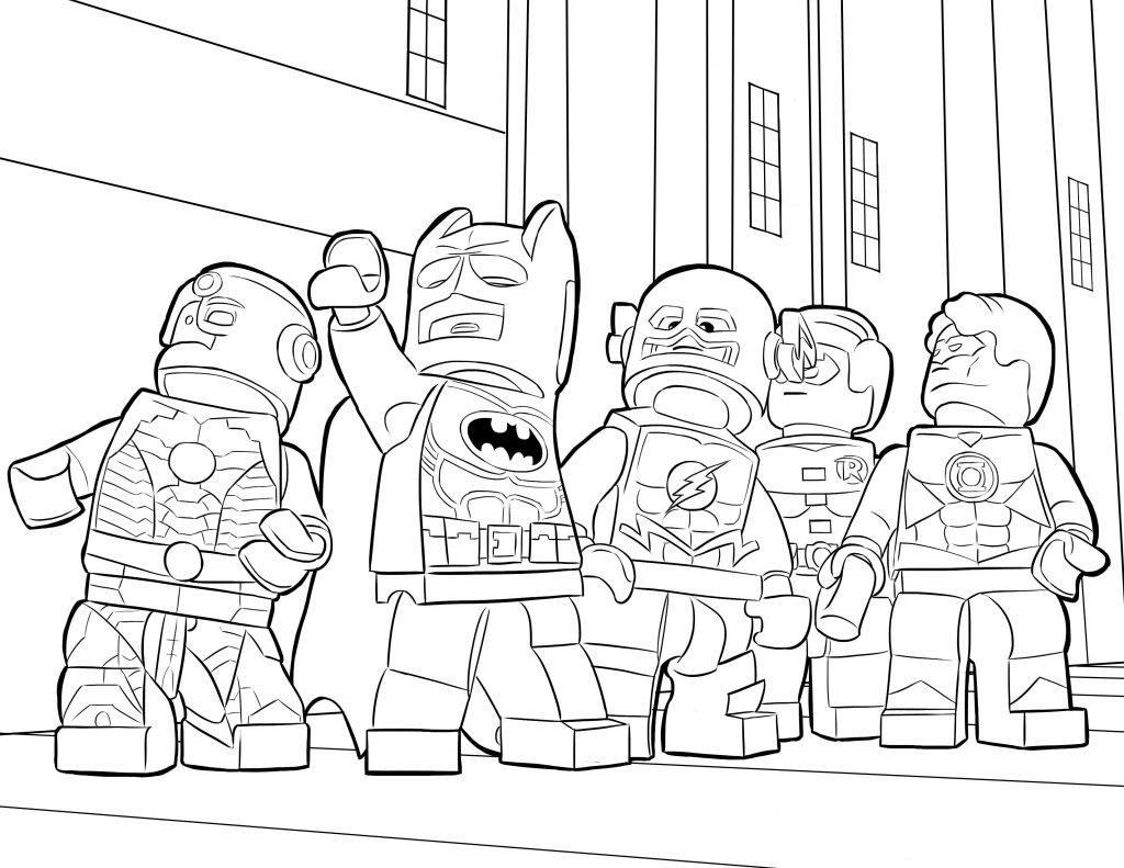 Team Of Lego