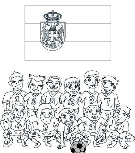 Team of Serbia