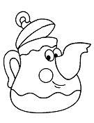 Teapot For Little Children Shopkins
