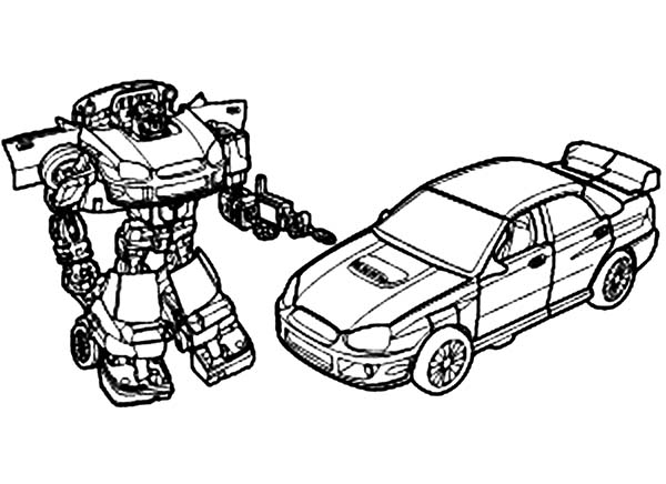 the autobots from transformers 0