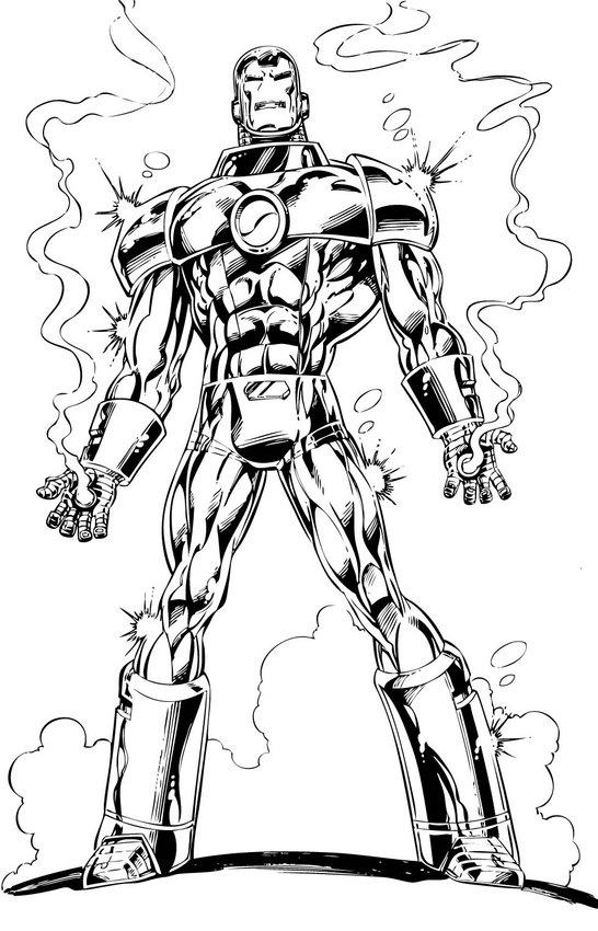 The Best Armor Of Iron Man