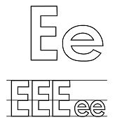 The Capital And Small E