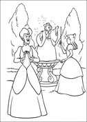 The Fairy Sing A Song For Cinderella  from Cinderella