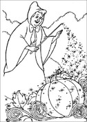 The Fairy Want To Help Cinderella To Make Her Cart  from Cinderella