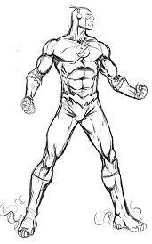 Marvel Deadpool Coloring Page - Free Coloring Pages Online