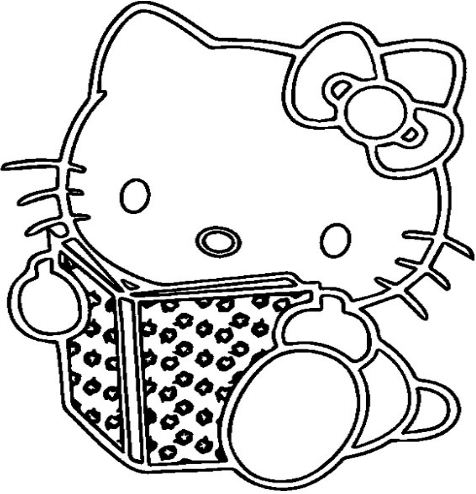 The Hello Kitty Reading