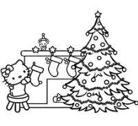 The Kitty Christmas