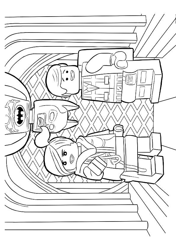The Lego Avenger Team