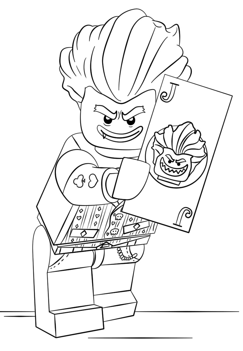 Lego City Cowboy Hat Coloring Page - Free Coloring Pages ...