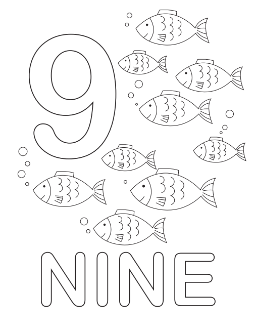The Nine Fish