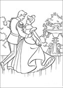 The Prince Is Dancing With Cinderella  from Cinderella
