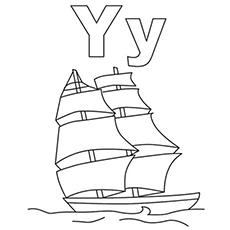 The Sail A Yacht