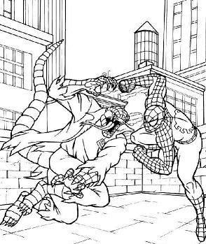 The Spiderman And His Famous