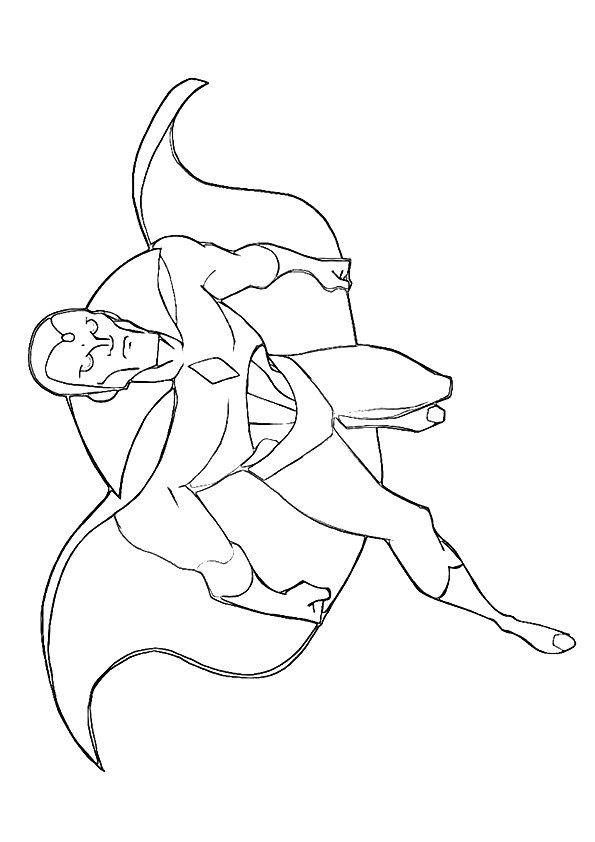 Avenger Loki Coloring Page Free Coloring Pages Online