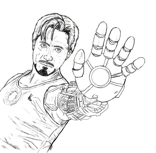 Thanos From Avengers Coloring Page Free Coloring Pages