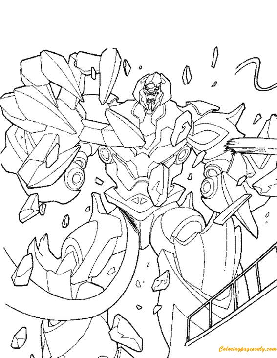 transformers drift bugatti00