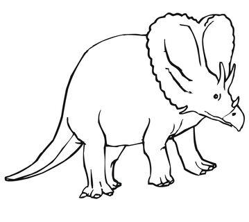 Triceratops Cretaceous Period Dinosaur